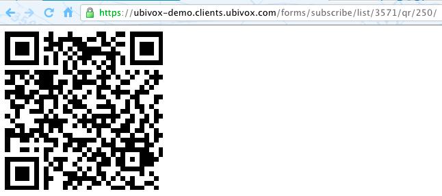 QR koder i Ubivox billede5